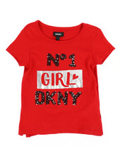 Fashion Tops - Number 1 Girl Top (4-6X)-2235615