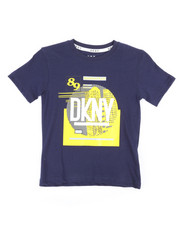 Boys - City In A Circle Tee (4-7)-2235720