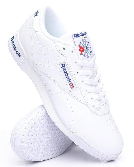 a83a07ace309 Buy EX-O-FIT LO Clean Logo INT Sneakers Men s Footwear from Reebok ...