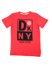 DKNY Jeans - Front Square DKNY Tee (8-20)-2235725