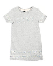 Dresses - DKNY T-Shirt Dress (4-6X)-2234840