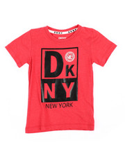 DKNY Jeans - Front Square DKNY Tee (4-7)-2235715