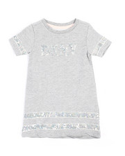 Girls - DKNY T-Shirt Dress (2T-4T)-2234830