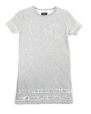 Dresses - DKNY T-Shirt Dress (7-16)-2234846