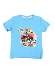 T-Shirts - The Collage Tee (2T-4T)-2235072