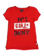 Sizes 7-20 - Big Kids - Number 1 Girl Top (7-16)-2235620