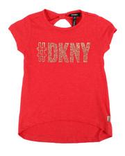 Tops - DKNY Hashtag Top (4-6X)-2235625
