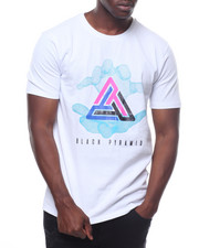 T-Shirts - Pyramid In Hand Tee-2236231