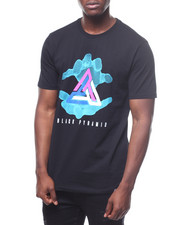 T-Shirts - Pyramid In Hand Tee-2236198