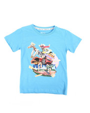 LRG - The Collage Tee (4-7)-2235001
