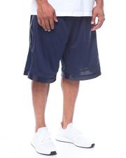 Shorts - Solid Mesh Short (B&T)-2236578