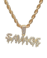 Jewelry & Watches - Savage Bubble Chain Necklace-2235949