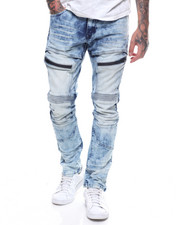 SMOKE RISE - ARTICULATED TRON JEAN-2236825