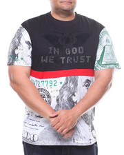 Buyers Picks - S/S In God We Trust T-Shirt (4X-6X)-2236801