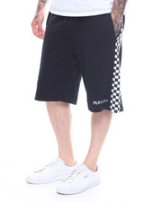 Shorts - French Terry Short/Checkerboard Taping-2236805
