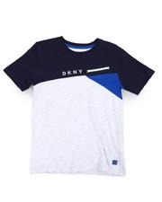 Tops - DKNY Color Block Tee (8-20)-2235816