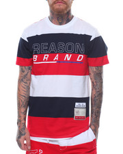 Reason - RETRO STRIPE TEE-2237058