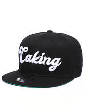 Snapback - Caking Snapback Hat-2236476