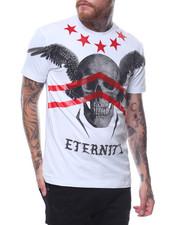 Men - Skull Wings SS Shirt-2237012