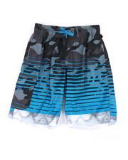 Swimwear - Fashion Swim Trunks (8-20)-2235928