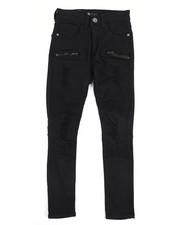 Jeans - Moto Rip & Repair Jean (8-20)-2236948