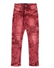 Jeans - Acid Wash Twill Jeans (8-20)-2236877