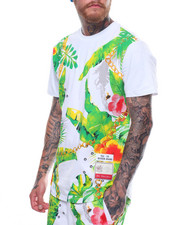 Reason - BOTANICAL PRINT TEE-2237113