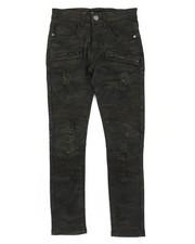 Jeans - Moto Rip & Repair Jeans (8-20)-2236940