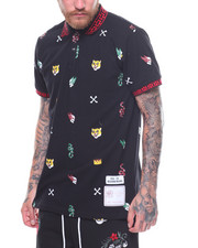 Reason - ROYAL SKULL POLO-2237131