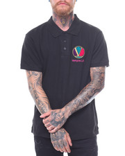 Polos - S/S Vamp Polo/Patch-2236964