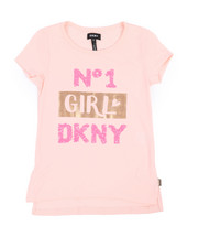 Sizes 7-20 - Big Kids - Number 1 Girl Top (7-16)-2235605