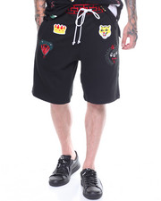 Shorts - ROYAL SKULL SHORTS-2237319
