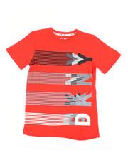 Tops - Vertical DKNY Run Tee (8-20)-2235755