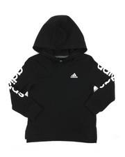 Hoodies - Adidas Pullover Hoodie (4-7X)-2236922