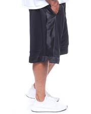 Shorts - Solid Mesh Short (B&T)-2237412