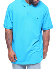 Polos - Solid Deck Polo (B&T)-2237627