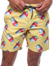 "Mens-Swim - Snowcone  8"" Swim Trunk-2237961"
