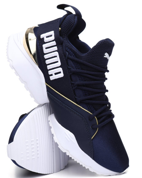 Buy Muse MAIA Varsity Sneakers Women s Footwear from Puma. Find Puma ... 712a2dc62e