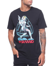 Black Pyramid - Astronaut Girl Tee-2237904