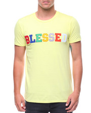 Buyers Picks - S/S Embroidered Blessed T-Shirt-2238309