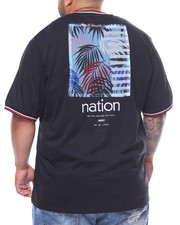 Parish - S/S Parish Nation Tee (B&T)-2237610