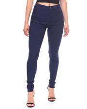 Jeans - Hi Waist Stretch Jeans-2238562