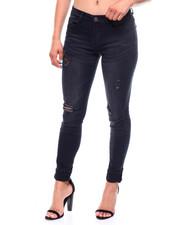 Jeans - Destructed HI Waist Skinny Jean-2238586