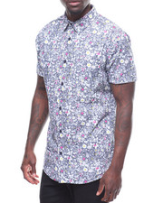 Buyers Picks - Garden SS Buttondown-2238636