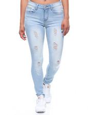 Jeans - Rip & Repair Skinny Jean-2238568