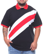 Buyers Picks - Classic Stripes S/S Polo (B&T)-2238558