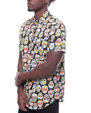 Buyers Picks - Skull SS Buttondown-2238606