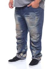 Jeans - Cut Knee Jeans (B&T)-2238058
