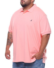 Polos - Solid Deck Polo (B&T)-2238435