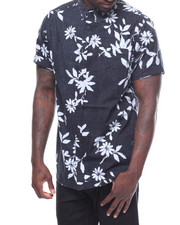 Buyers Picks - Geo Floral Print SS Buttondown-2238626